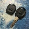 Transponder chave Shell Capa Em Branco Shell Chave Com Direito Balde Para Chery A1 S12 Caso Chave de Substituição + Frete grátis