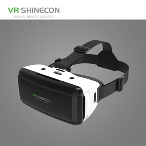 Image 4 - VR Shinecon G06 helmet 3D virtual reality glasses for the iPhone Android Smartphone smartphone glasses Android