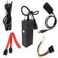 Confiável Novo USB 2.0 para IDE SATA S-ATA 2.5 3.5 HD Disco Rígido HDD Adapter Converter Cable