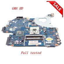 NOKOTION P5WE0 LA 6901P Laptop Moederbord Voor Acer 5750 5750G Serie MBR9702003 MB. R9702.003 HM65 moederbord volledige test