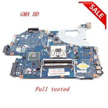 Nokotion p5we0 LA 6901P 노트북 마더 보드 acer 5750 5750g 시리즈 mbr9702003 mb. r9702.003 hm65 메인 보드 전체 테스트