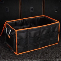 General Automobile Backup Storage Box Auto Accessories Car Organizer Storage Truck Cargo Container Bags Boxes