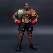Mike Tyson With 3 Head Sculpts 1/12 Scale Figurines Toy Doll Brinquedos Figurals Collection Model Gift