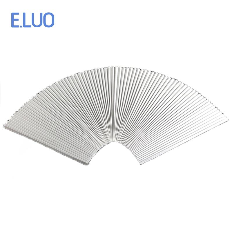 Растягивающийся с фильтрующей бумагой со складками для фильтра воздуха для однородного очистителя воздуха