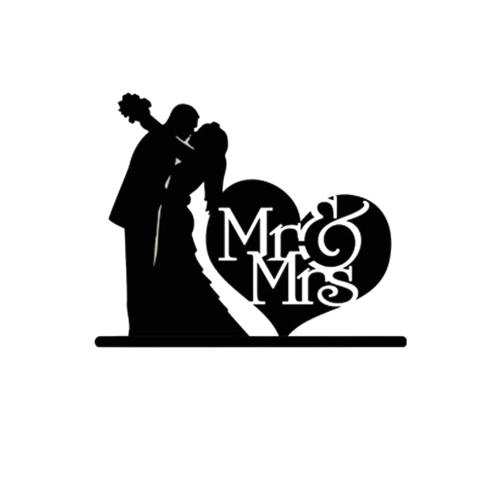 Mr And Mrs Logo