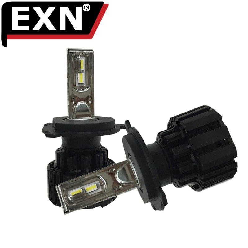 H4 LED Bulb 100W 13600LM/set P9 LED Headlight Bulb 6000K White Hi/Lo Beam LED Headlight H4 Car LED Bulb H7 H8/H9/H11 9005 9006