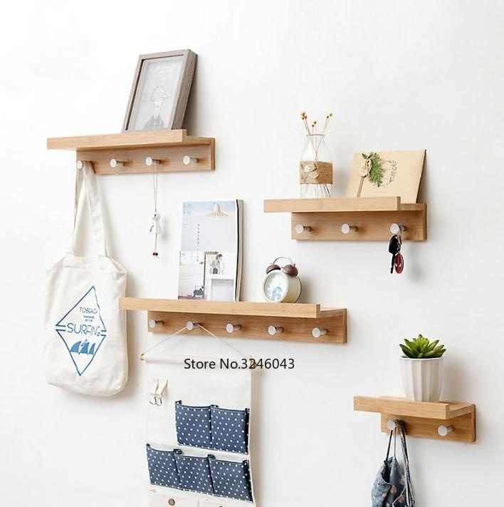 Porch Clothes Hooks Racks Wall Hangings Creative Coat Hook Wall Coat Hat Rack Hanger Wall Coat Hooks Mix And Match Combinations Coat Hat Rack Clothes Hookhanger Wall Aliexpress