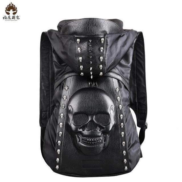 Men Backpacks 2016 50l Travel Backpack Schoolbag Backpack Black