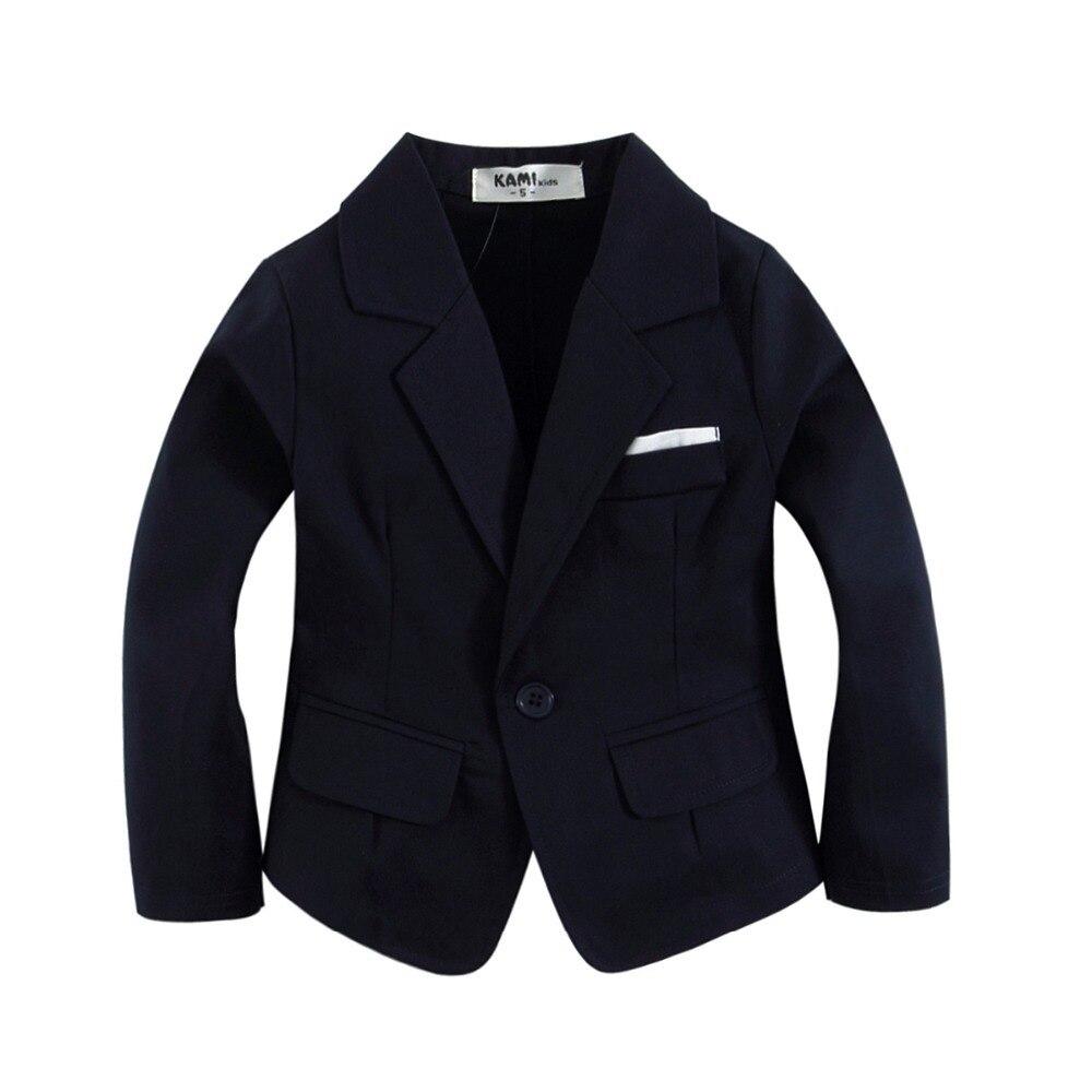 цёмна-сіняя куртка, тканая бавоўна 100% для маленькай дзяўчынкі