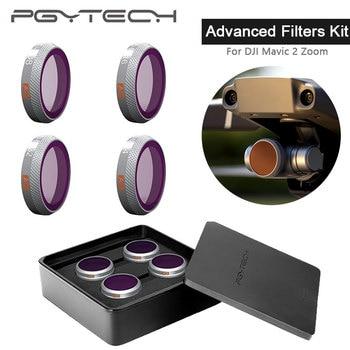 PGYTECH Advanced Filter for Mavic 2 Zoom Camera Lens Filters for DJI Mavic 2 Zoom Drone Accessories DJI Mavic 2 Zoom Nd Filters