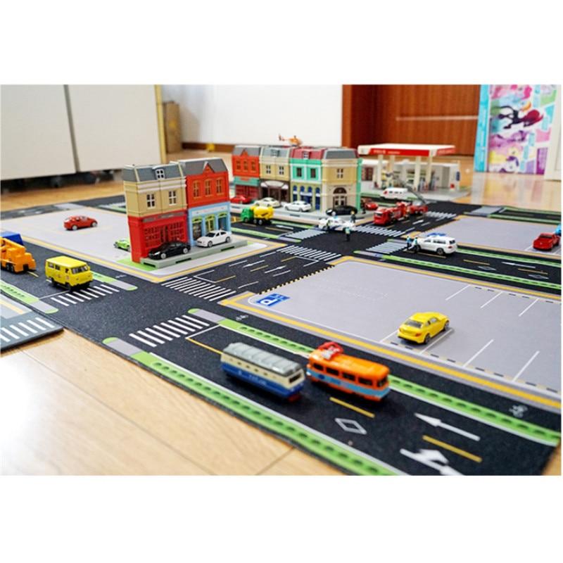 KAWAII PANDA étage en Forme De Tapis Mat 100/% coton enfants chambre salle de jeux Nursery