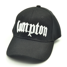 Compton Baseball cap Embroidery brand snapback hats fashion men women hip hop bone aba reta casquette de marque touca chapeu