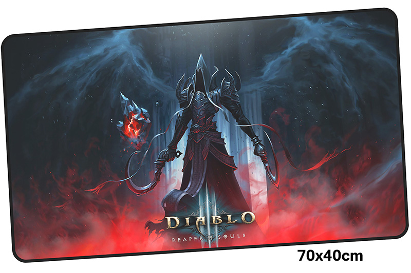 barbarian mousepad gamer 700x400X3MM gaming mouse pad large HD print notebook pc accessories laptop padmouse ergonomic mat