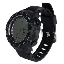 (HOT) Smart Uhr 1600 Bluetooth 4,0 Sport 1,22 zoll LCD Smart Uhr Wasserdichte Smartwatch mit El-hintergrundbeleuchtung Niedrigen batterie Erinnerung