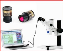 Cheap price 2.0 Mega Pixel USB Live Video Microscope Digital Camera,FREE SHIPPING