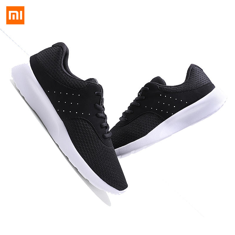 Xiaomi 90Fun Men Sneakers Light Breathable Running Comfortable Soft Casual Sport