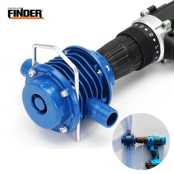 Self-Priming Hand Electric Drill Water Pump Household Mini Micro Heavy Duty Home Garden Centrifugal Power Tool Accessories self priming hand electric drill water pump household mini micro heavy duty home garden centrifugal power tool accessories