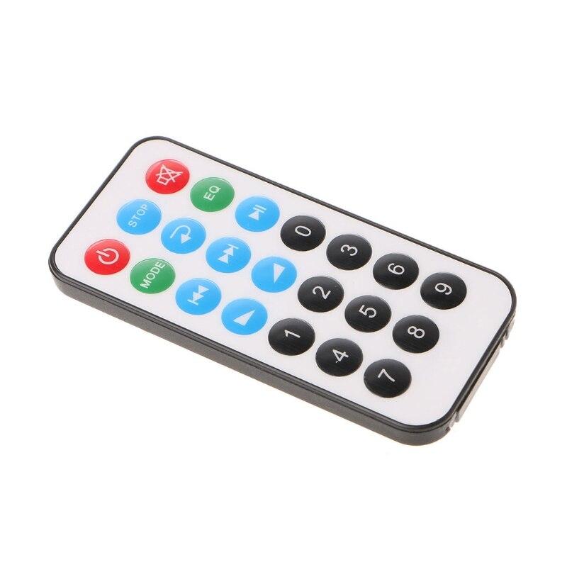 MP3 Decoder Board Bluetooth Speaker Remote Control TF Card USB MP3 WMA APE WAV FLAC Support Folder Play