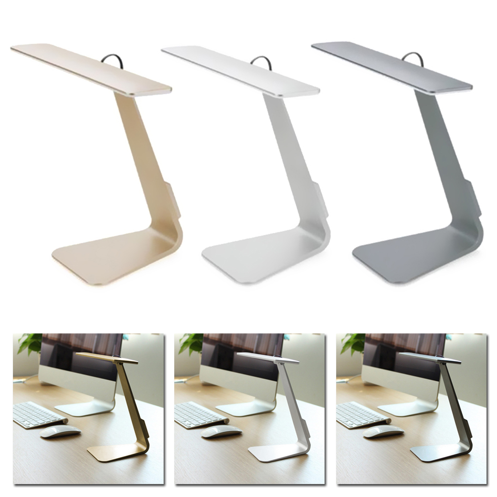 Ultrathin led dimming touch reading table lamp usb eye protection ultrathin led dimming touch reading table lamp usb rechargable desk light sgg geotapseo Image collections
