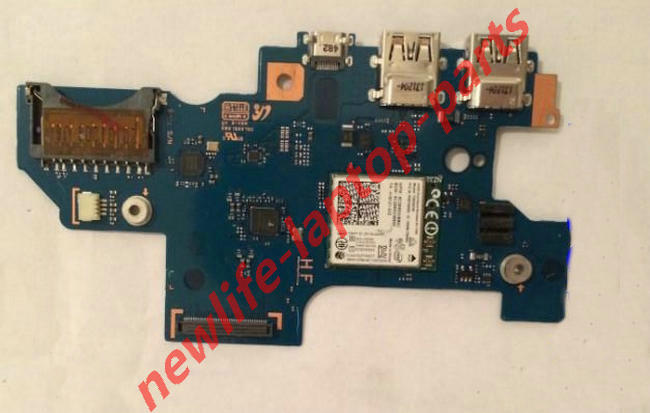 original NT910S5J SD usb charger board test good free shipping