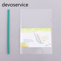 1pcs student resume business report cover for a4 paper office files folder spine bar document storage.jpg 250x250