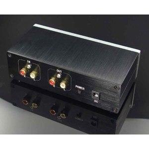 Image 3 - KYYSLB Home Audio op amp NE5532 Preamplifier OF1 TP2399 HD Digital amplifier Karaoke Board Pre level  with Microphone input