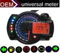 KOSO RX2N style motorcycle meter backlight adjustable wheel size adjustable