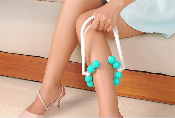 Anti Cellulite Leg Roller For Slimming Calf Leg Muscle Relieve Fatigue Improve  Blood Circulation For Body Slimming
