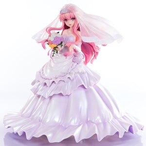 Луиза 22 см the familiar of zero Ruizu finale свадебное платье, оригинальная сексуальная девушка, фигура японского аниме, ПВХ, взрослые фигурки, игрушки