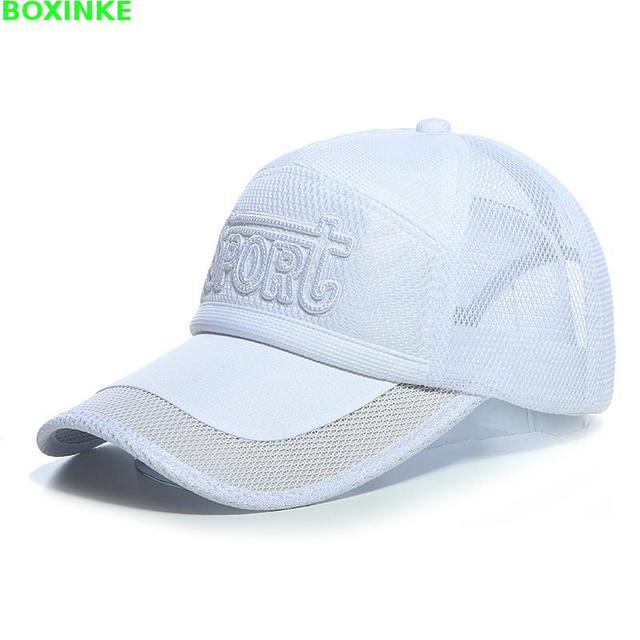 c2f87075965e3 2018 Neymar Gorra Spring And Summer Hats For General Outdoor Sports  Baseball Cap Embroidery Breathable Mesh Sunshade For Peaked