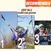 HDP36-2 긴 팔 나무 pruner (텔레스코픽 pruner)