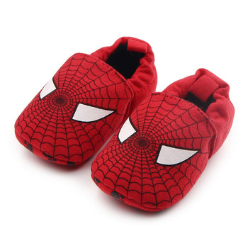 Baby Shoes First Walkers Newborn Baby Boy Girls Shoes Booties Cartoon Soft Sole Anti-slip toddler Crib fashion Shoes for kids 1