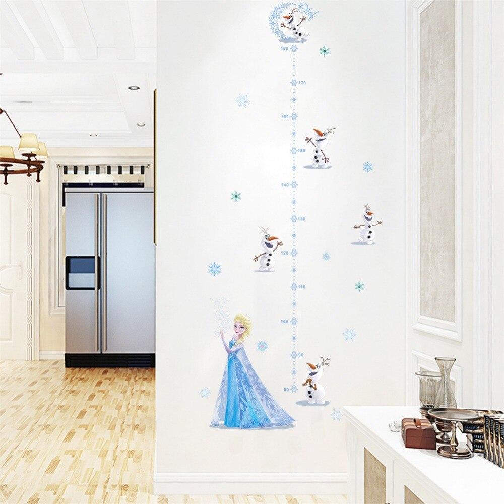 Aliexpress Buy 2018 New Princess Elsa Height Measurement