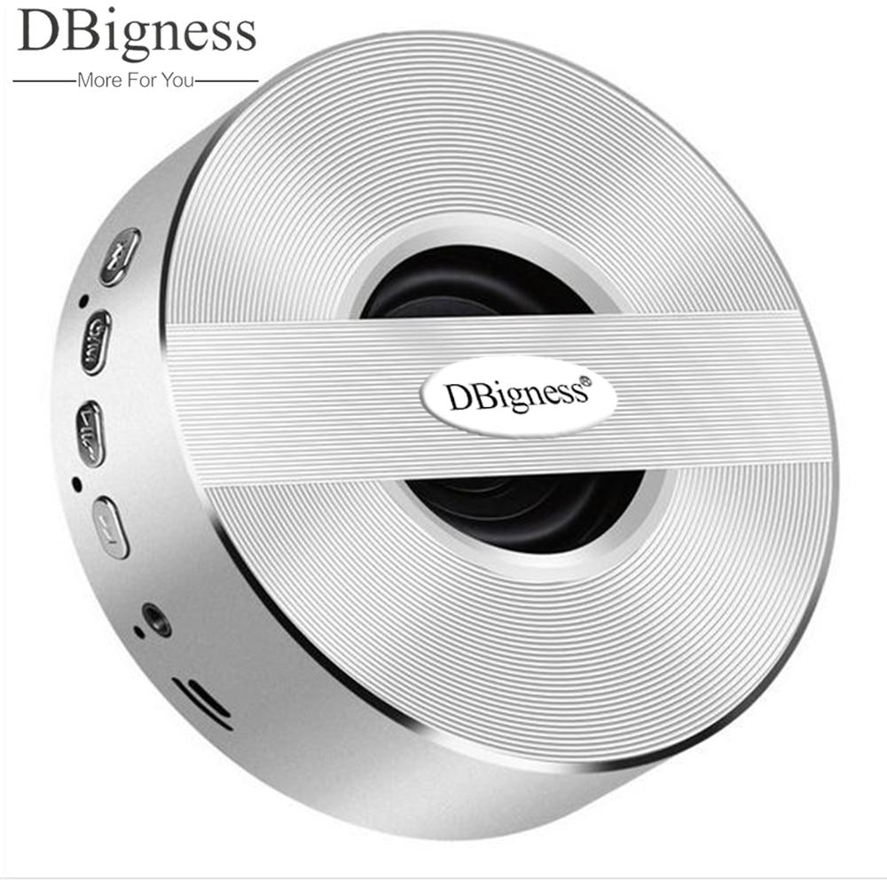 Dbigness Altoparlante Stereo Senza Fili Mini Altoparlante Bluetooth KELING A5 Portatile Altoparlante Senza Fili di Sostegno 32 GB TF Card Per Il Telefono