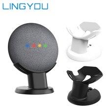 100% Оригинал Google Home мини Крепление стенд голосовые помощник компактный держатель кухня Спальня Кабинет аудио держатель acesorios