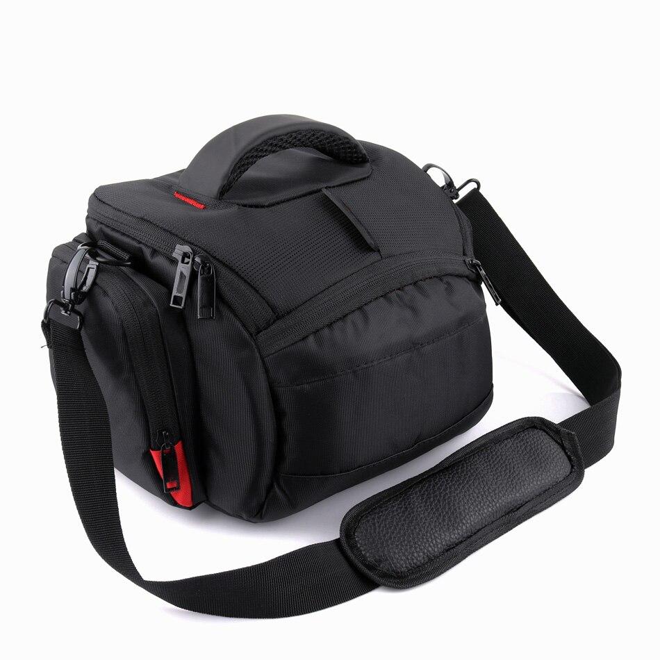 Waterproof Camera Bag Case For Nikon D7000 D7100 D7200 D7500 D5500 D5100 D5200 D5300 D3200 D3100 D3300 D90 D40 D610 Shoulder Bag
