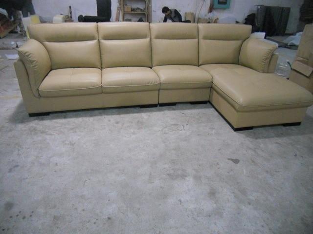 Jixinge Leather Living Room Corner Sofa L Shape Quality Craftsmanship And Design Eal All Go