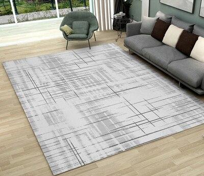200 cm * 300 cm grands tapis style européen salon grand espace décoration tapis chambre doux maison tapis porte tapis Table basse carpe