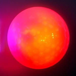 Image 2 - مطاط صناعي لعبة غولف LED كرة مضيئة في كثير من الأحيان كرة مشرقة مناسبة للاستخدام الليلي متعدد الألوان اختياري بالجملة