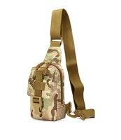 кемпинг пеший туризм небольшой груди сумка открытый езда мобильный груди висит мешок мобильного телефона военный камуфляж тактический сумка