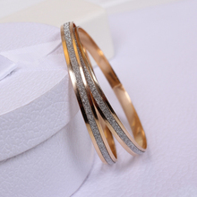 Rose Gold And Silver Double Ring