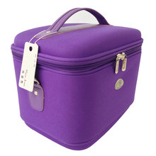 Hot High Quality Cosmetic bag Professional Makeup Organizer  Cosmetic Case Travel Large Capacity Storage Bag Suitcases