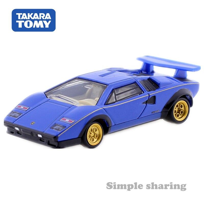 Tomica Premium No 10 Lamborghini Countach Lp500s Takara Tomy Auto