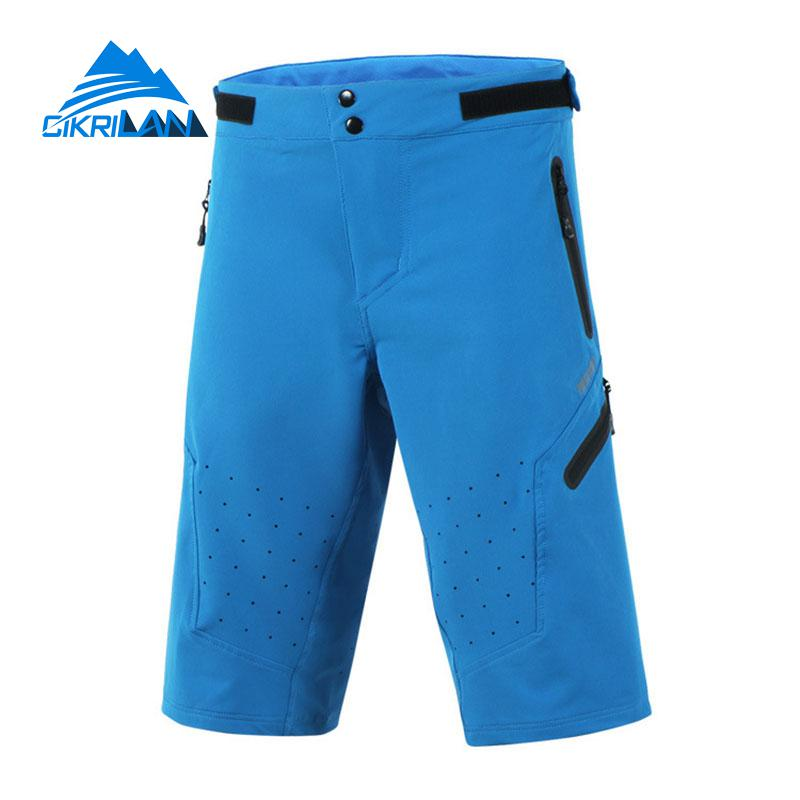 New Mens Quick Dry Loose Outdoor Climbing Cycling Hiking Shorts Men Breathable Leisure Sports Camping Jogging Short Trousers