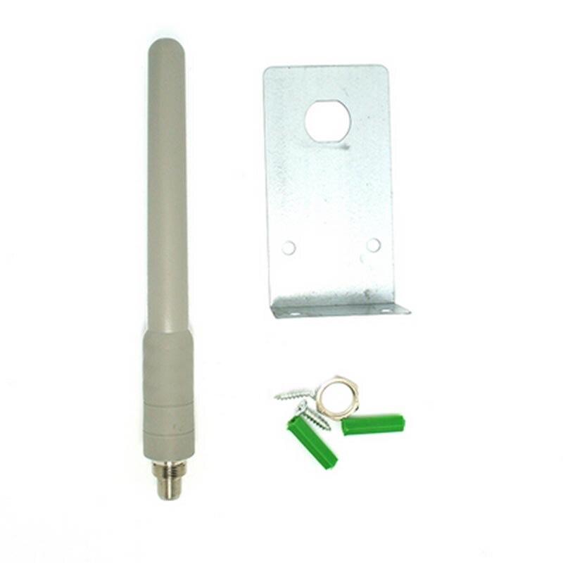 imágenes para 1 UNID GSM antena de goma de 5dbi F hembra fortalecer la señal de teléfono Celular #2
