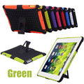 Для ipad 2 3 4 Чехол Heavy Duty Футляр Противоударный Non Slip Стенд Tablet Чехол Для Apple Ipad с Стилус 8 Цветов