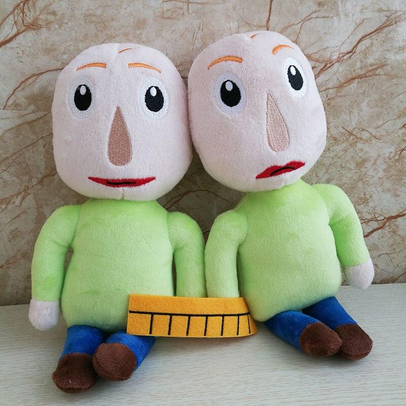Baldi/'s Basics Playtime Plush Figure Toy Baldi/'s Basics in Education 20//25cm US