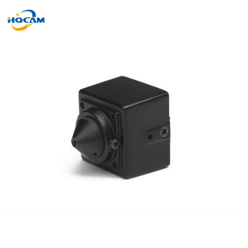 HQCAM CCD 700TVL high resolution UAV FPV camera mini RC airplanes helicopter Small Size 22x22mm Mini Camera Industrial camera aomway 1200tvl 960p ccd hd mini camera 2 8mm lens for fpv