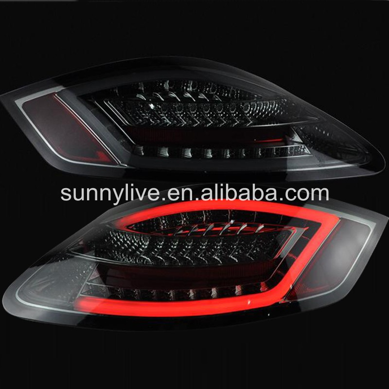 2004-2008 year For Porsche Cayman 987 LED Tail Lamp LED Rear Light free shipping 2pc lot led lights hi q front direction indicator lamp for porsche boxster 987 up to 2008