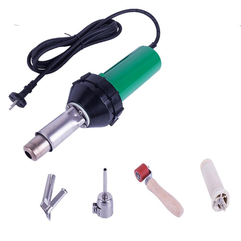 Pistolet à souder en plastique à Air chaud pour plastiques rigides et flexibles